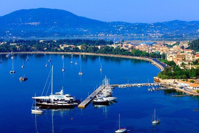 Corfu Cruise Port