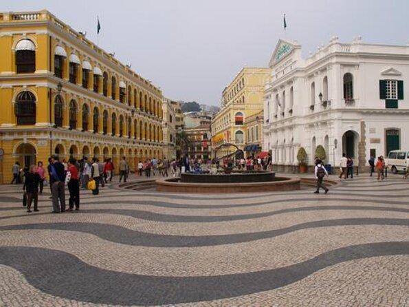 Macao's Historic Centre