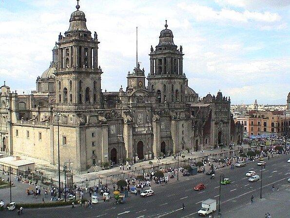 Mexico City Metropolitan Cathedral (Catedral Metropolitana)