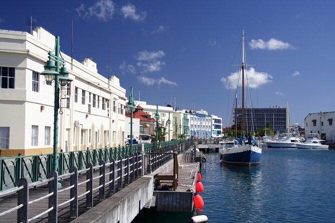 Puerto de cruceros de Bridgetown (puerto de aguas profundas)