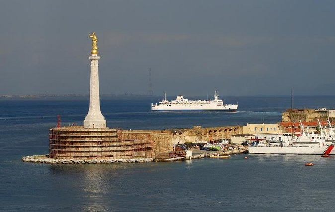 Messina Cruise Port (Terminal Crociere di Messina)