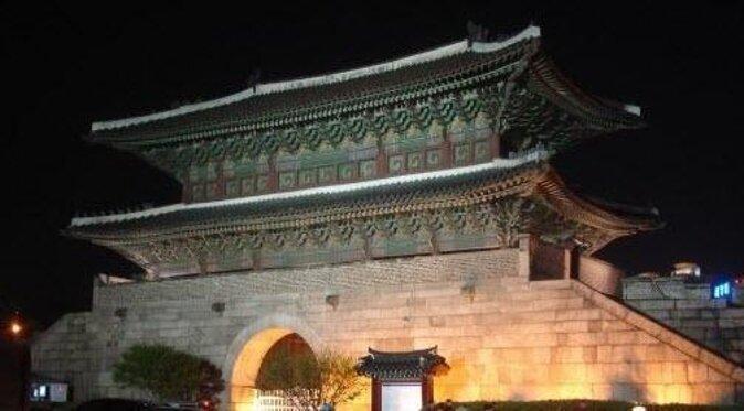 Dongdaemun Market and Gate (Heunginjimun)