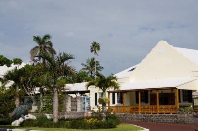 Aquarium, musée et zoo des Bermudes