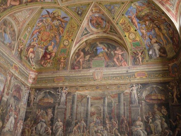 Vatican et chapelle Sixtine Tours