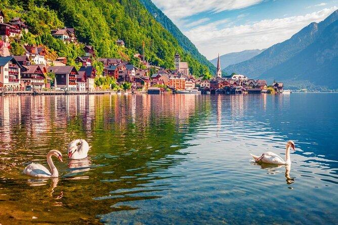 Austrian Lake District (Salzkammergut)