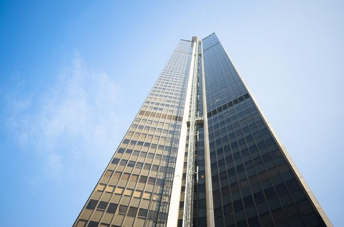 Montparnasse Tower (Tour Montparnasse)