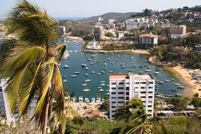 Acapulco Cruise Port (Terminal Maritima)