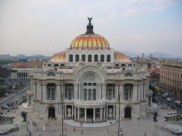 Palace of Fine Arts (Palacio de Bellas Artes)