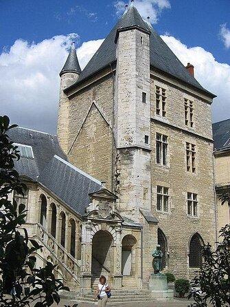 Dijon Ducal Palace (Palais des Ducs et des Etats de Bourgogne)