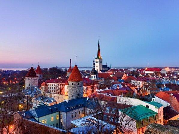 Tallinn Old Town (Vanalinn)