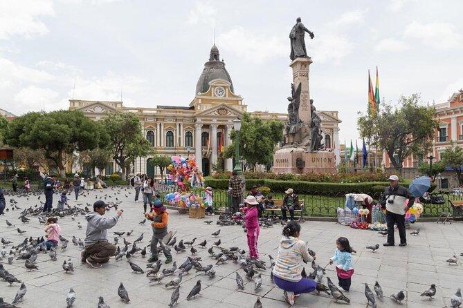 Plaza Murillo