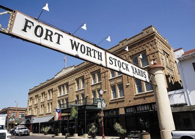 Fort Worth Stockyards National Historic District