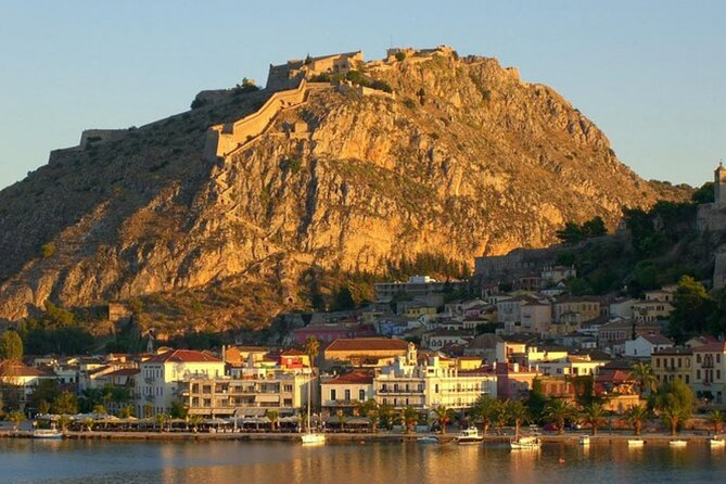 Corinth-Nafplio:Private All-Day Excursion from Athens to Peloponnese Highlights