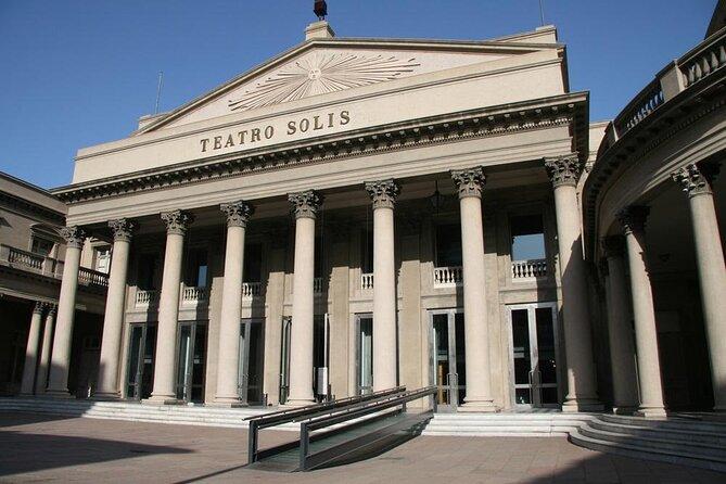 Solís Theatre (Teatro Solís)