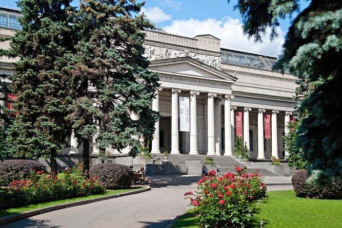 Pushkin Museum (Pushkin State Museum of Fine Arts)