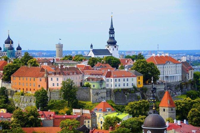 Tallinn Cruise Port (Tallinna Sadam)