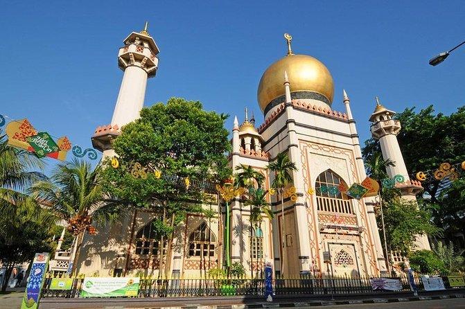 Sultan Mosque (Masjid Sultan)