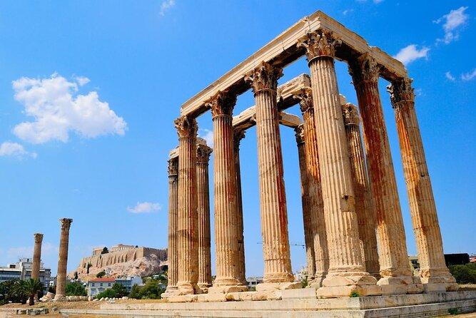 Tempio di Zeus Olimpio (Naós tou Olympíou Diós)