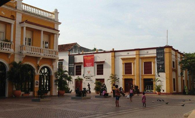 Cartagena Museum of Modern Art (Museo de Arte Moderno de Cartagena)
