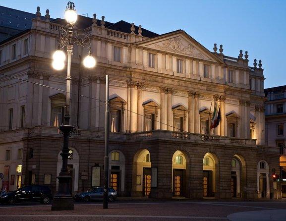 La Scala Opera House (Teatro alla Scala)