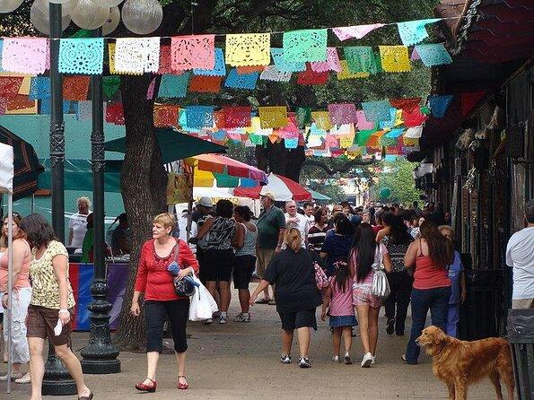 San Antonio Historic Market Square