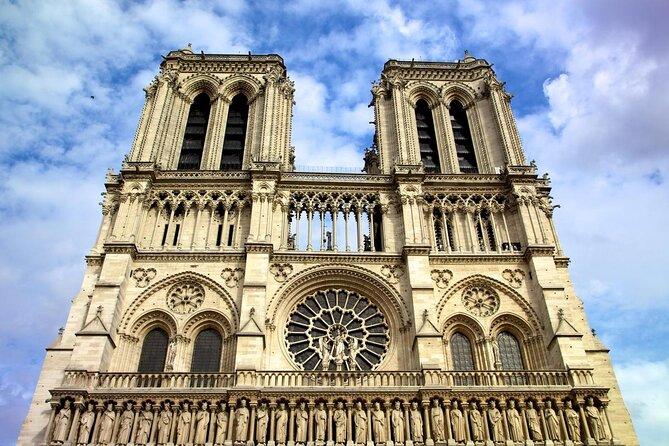 Notre-Dame Cathedral Towers (Tours de la Cathédrale Notre-Dame)