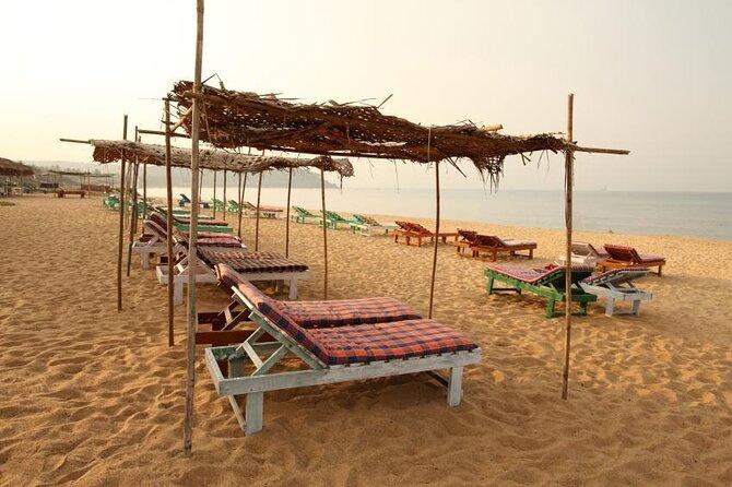 Candolim and Sinquerim Beaches