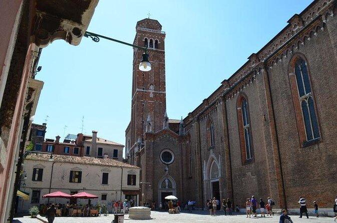 Frari Church (Basilica dei Frari)
