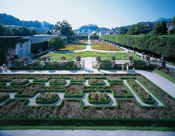 Mirabell-paleis en -tuinen (Schloss Mirabell en Mirabellgarten)