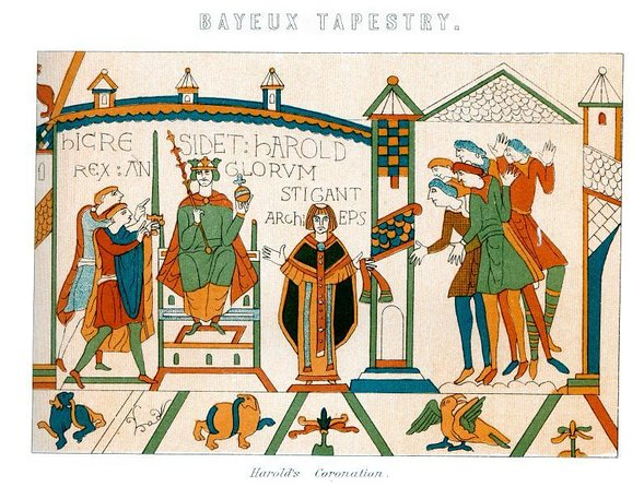 Bayeux Tapestry (Tapisserie de Bayeux)