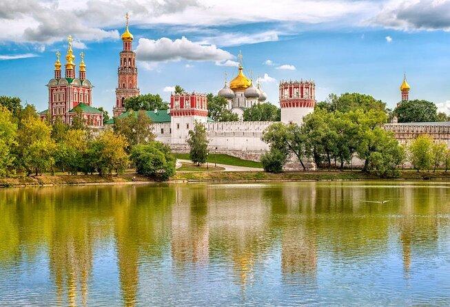 Novodevichy Convent (Novodevichiy Monastyr)