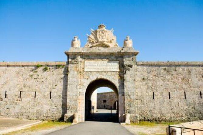 Fortaleza de la Mola (La Mola Fortress)