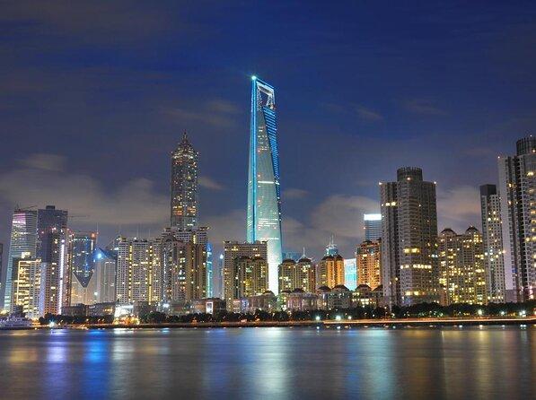 Shanghai World Financial Center (SWFC)