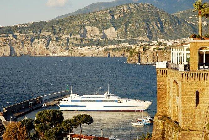 Sorrento Cruise Port (Sorrento Terminal Crociere)