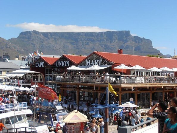 Victoria and Alfred Waterfront (V&A Waterfront)
