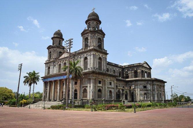 Old Cathedral of Managua (Antigua Catedral de Managua)