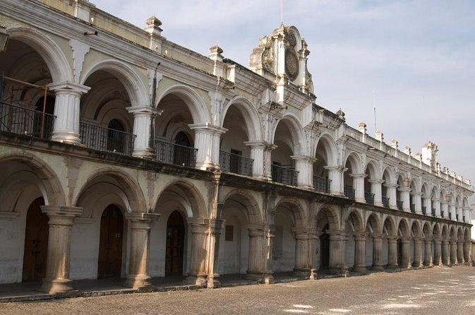 Palace of the Captains General (Palacio de los Capitanes Generales)