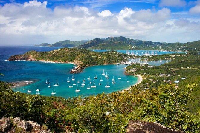Antigua Cruise Port (Heritage Quay Terminal) Tours