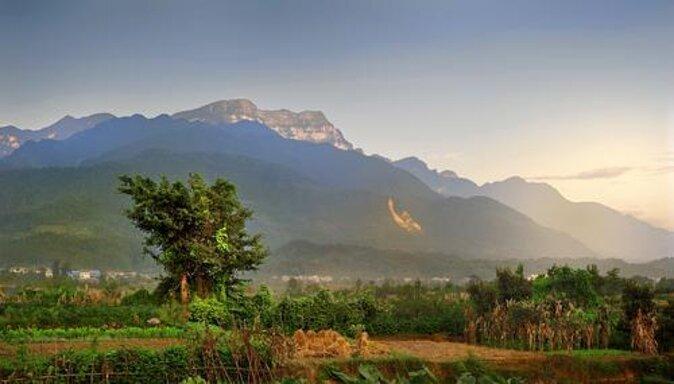 Mt. Emei (Emeishan)