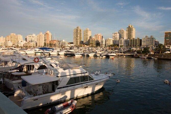 Hafen von Punta del Este (Puerto de Punta del Este)