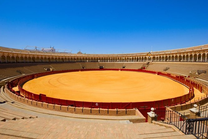 Plaza de Toros de Sevilla (Plaza de Toros de la Maestranza de Cabellería de Sevilla)