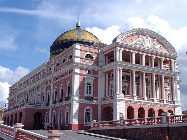 Amazon Theatre (Teatro Amazonas)