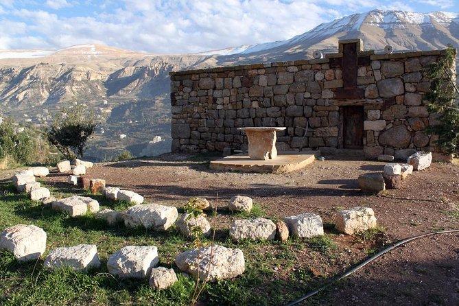 Qadisha Valley (Wadi Kadisha)