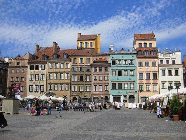 Warsaw Old Town Market Square (Rynek Starego Miasta)