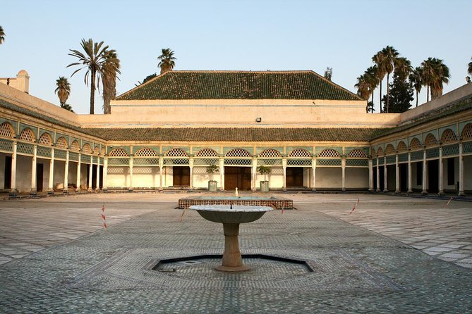 Bahia Palace (Palais Bahia)