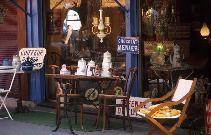 Mercado de pulgas de Saint-Ouen (Marché aux Puces de Saint-Ouen)