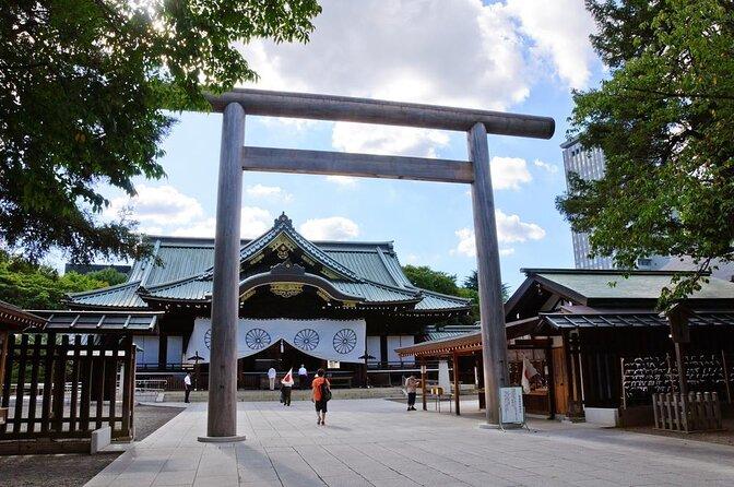 Santuario de Yasukuni (Yasukuni Jinja)