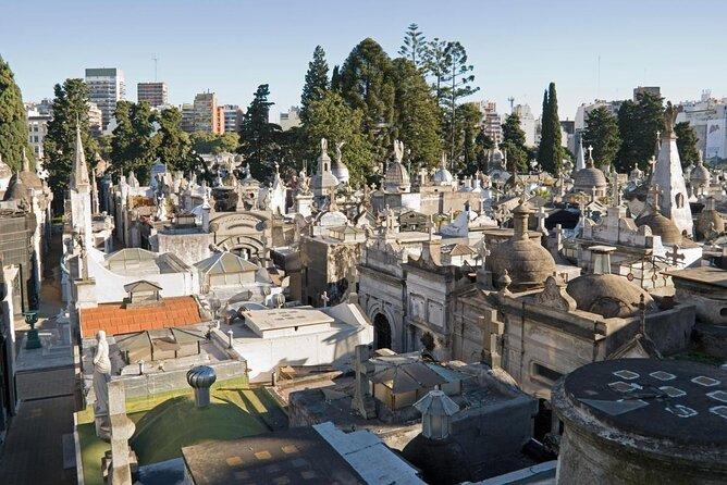 Recoleta Cemetery (Cemiterio de Recoleta)