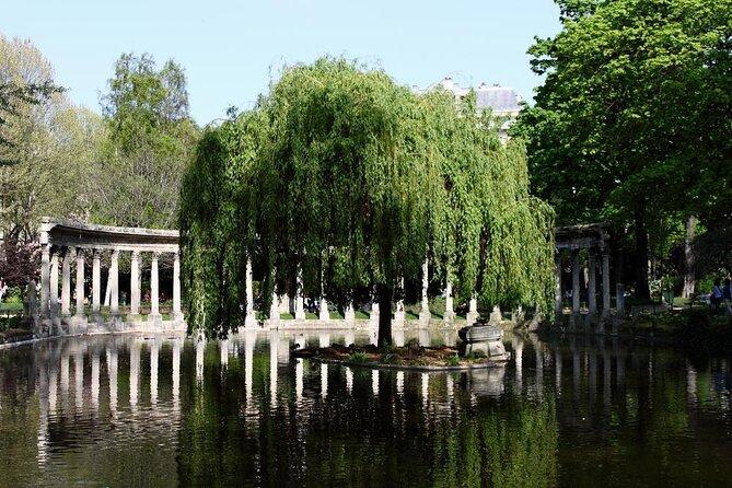Monceau Park (Parc Monceau)