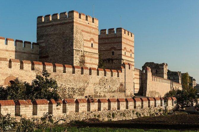 Murallas de la ciudad de Estambul (murallas de Constantinopla)